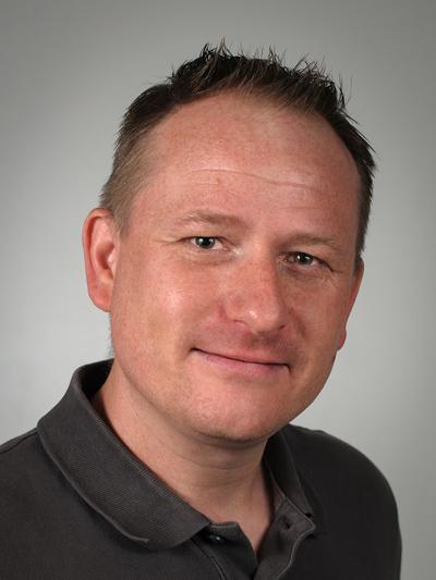 Michael Krainz, Projektleiter am Österreichischen Forschungsinstitut für Chemie und Technik (OFI) in Wien © OFI  Michael Pyerin
