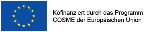 Finanziert durch das Programm COSME der Europäisschen Union