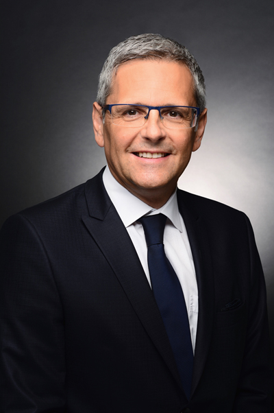Gottfried Buchinger, Geschäftsführer von DONAULAGER LOGISTICS © LINZ AG